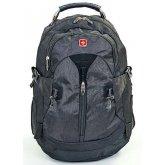 Купить Рюкзак городской Victorinox Swiss Gear V-7225 черный  недорого