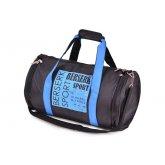 Купить Сумка спортивная BERSERK MOBILITY black blue  недорого