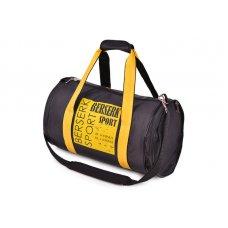 Купить Сумка спортивная MOBILITY black yellow по лучшей цене недорого