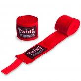 Купить Бинты боксерские (2шт) хлопок с эластаном TWINS (l-5м) недорого