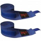 Купить Бинты боксерские (2шт) Х-б EVERLAST BO-3619-4 (l-4м, синие)  недорого