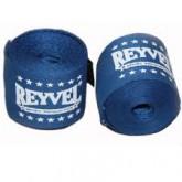 Купить Боксерские бинты 3 м РЕЙВЕЛ синий   недорого