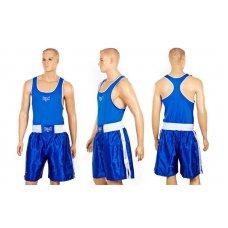 Купить Купить Форма для бокса EVERLAST МА-6011-B синего цвета недорого