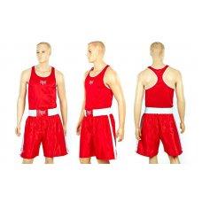 Купить купить Форма для бокса EVERLAST МА-6011-R красного цвета недорого