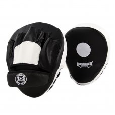 Купить Лапы боксерские Boxer (кожа) недорого