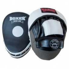 Купить Лапы боксерские Boxer Elit (кожа) недорого
