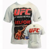 Купить Футболка BERSERK UFC FIGHTERS BELFORT white недорого