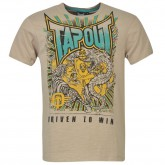 Футболка Tapout Dragon T Shirt Mens