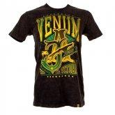 Купить Футболка Venum Jose Aldo Vitoria T shirt Black Yellow размер XL недорого