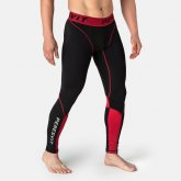 Компрессионные штаны Peresvit Air Motion Compression Leggins Black Red