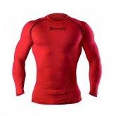 Купить Компрессионная футболка с длинным рукавом Peresvit 3D Performance Rush Compression T-Shirt Red  недорого