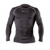 Купить Компрессионная футболка с длинным рукавом Peresvit 3D Performance Rush Compression T-Shirt Black недорого