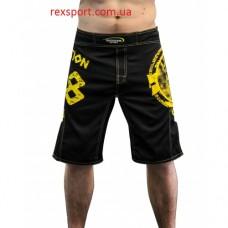 Купить Шорты для MMA BERSERK SPARTAN PANKRATION black размер XL недорого