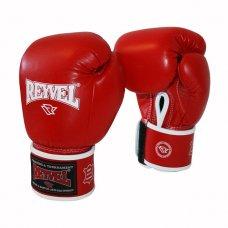 Купить Боксерские перчатки REYVEL Кожа 16 унций (цвета) недорого