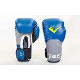 Перчатки боксерские кожаные EVERLAST PRO STYLE ELITE BO-5228-B