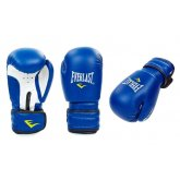 Перчатки боксерские PVC EVERLAST MA-5018-B(синие)