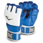 Купить Перчатки для ММА Everlast AMATEUR FIGHT синие(L/XL) недорого