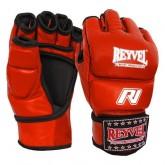 Купить Перчатки М1 REYVEL кожа красные  недорого