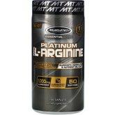 Купить L-Аргинин Muscletech Platinum 100% L-Arginine 1000 mg (100 капсул.) недорого