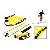 Купить Координационная лестница дорожка для тренировки скорости 6м недорого