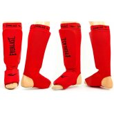 Защита для ног  EVERLAST MA-4613-R красные
