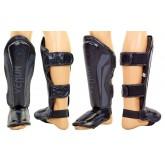 Купить Защита для голени и стопы FLEX VENUM VL-5243-BK чёрные  недорого