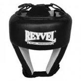 Купить Шлем REYVEL кожа тип 1 чёрный недорого