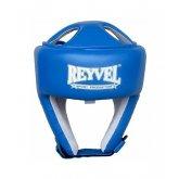 Купить Шлем боксёрский REYVEL винил тип 2 цвета недорого