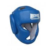 Купить Шлем тренировочный REYVEL Винил Синий недорого