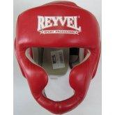 Купить Шлем тренировочный REYVEL Винил красный  недорого
